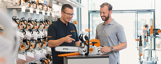 There are NO LIMITS with STIHL